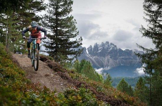 vacanza in mountain bike alto adige