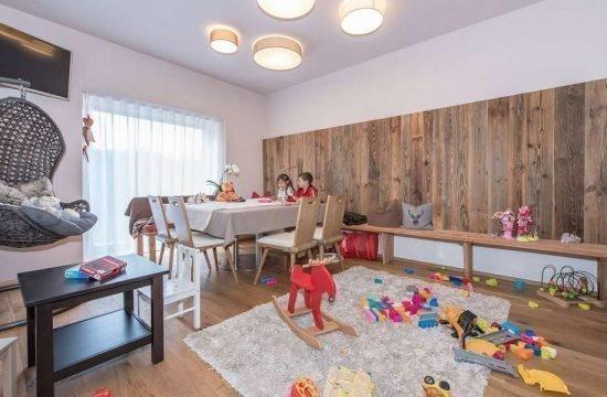 Vacanza con bambini piccoli & bambini