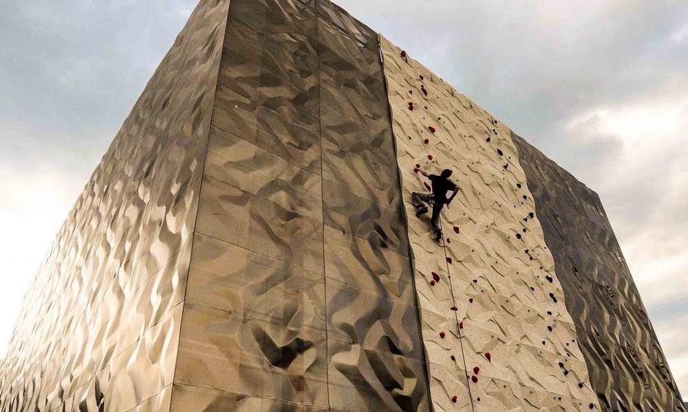 Climbing arena Vertikale